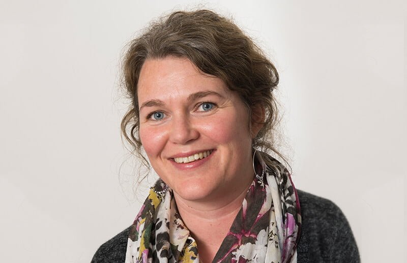 Picture of accounting associate Beate Å. Kleppan at Atenti