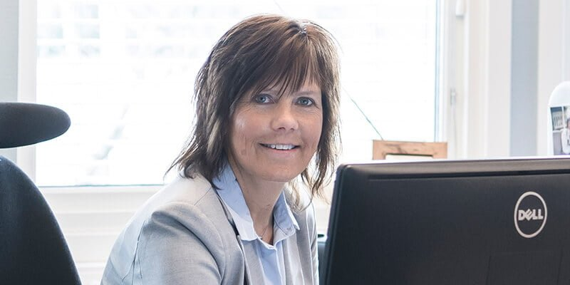 A picture of partner and seniorconsultant Unn Kjærran