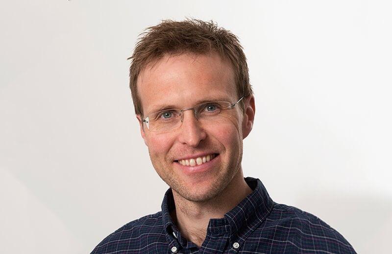 Bilde av autorisert regnskapsfører og partner Thomas Vennerød Langedrag hos Atenti Vestfold